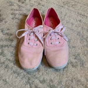 Light Pink Keds Champion Sneaker